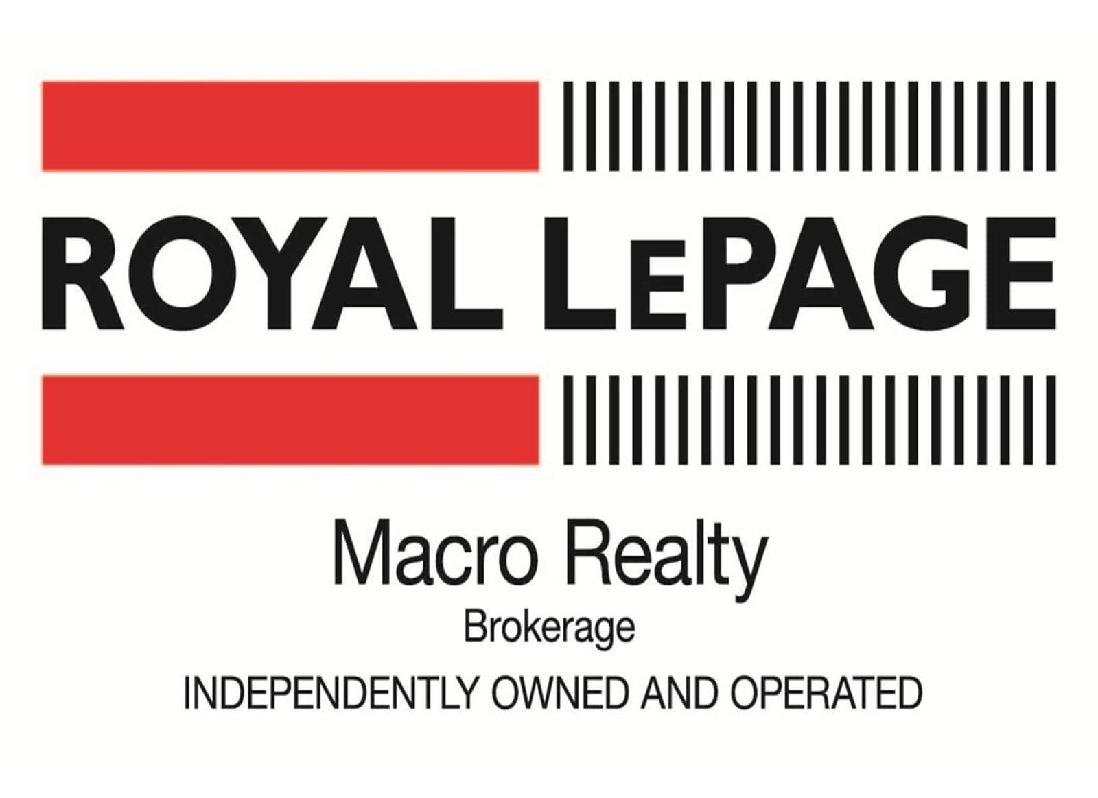 Royal LePage Macro Realty, Brokerage*